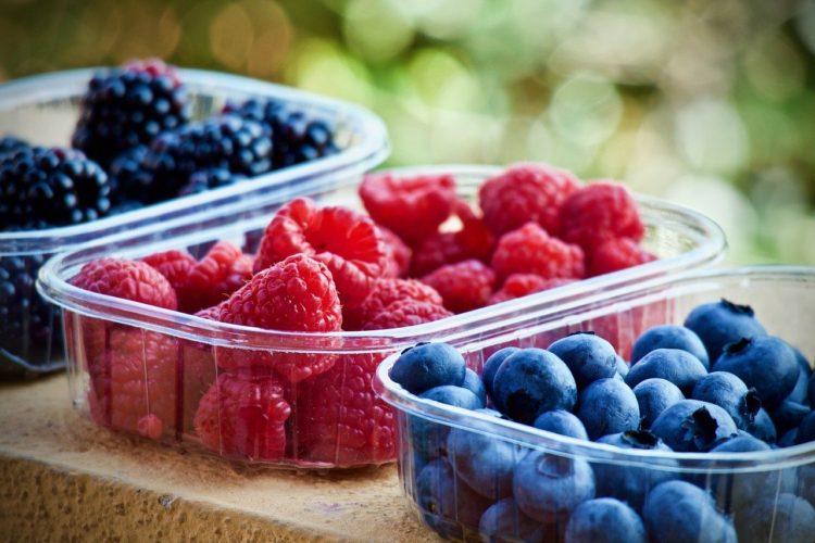 Глубокая заморозка плодов и ягод на зиму