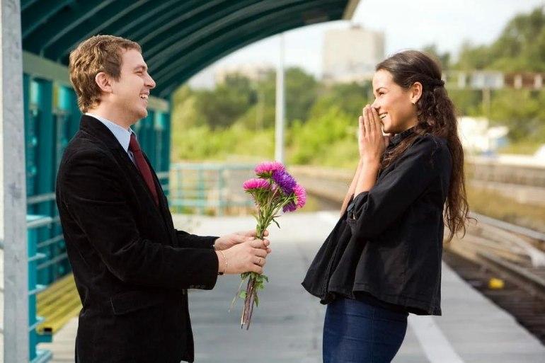 Как правильно пригласить девушку на свидание